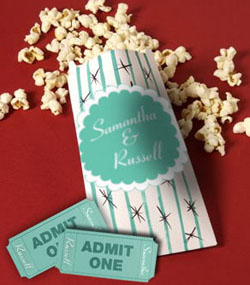 Popcorn-bag